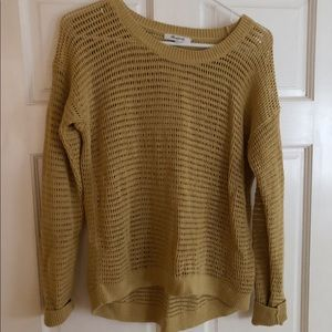 Madewell Sweater, new with tags, size Small